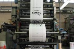 macchina da stampa flessografica
